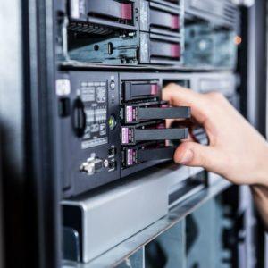 Udvalg af brugt it, hardware og servere her
